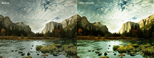 Topaz Simplify - 50% Off - Fine Art Photoshop Plugin