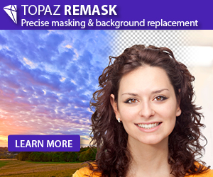 Topaz ReMask 5 - Special Discount Offer - Photoshop Pro Masking