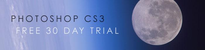 download adobe photoshop cs3 free trial