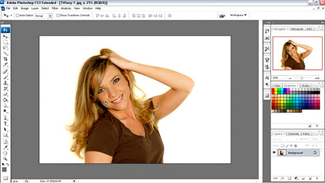 Recording actions in photoshop cs3, part 1 | photoshopsupport. Com.
