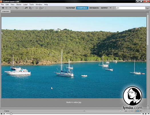 Content Aware Scaling - Photoshop CS4 Video
