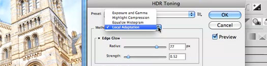 How To Create An HDR Effect In Photoshop CS5 - Photoshop CS5 Tutorial