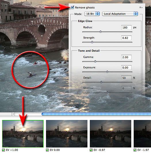 Merge To HDR Pro - Photoshop CS5 Tutorial