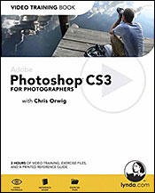 Adobe Photoshop CS3 for Photographers: Video Training Book