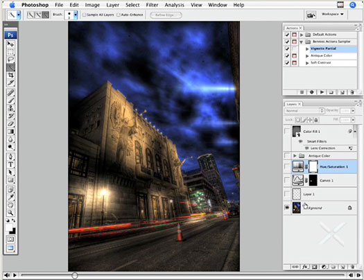 Tutoriales de Photoshop 1Q-2011