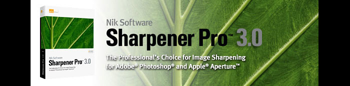 Nik Sharpener Pro 3.0 - 15% DISCOUNT COUPON - Nik Sharpener Pro 3.0 Software Photoshop Plugins