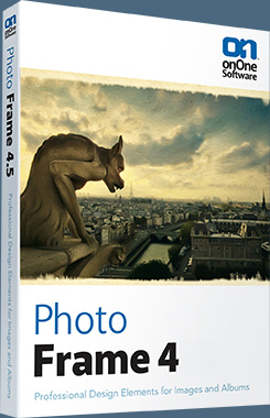 onOne Software Announces PhotoFrame 4 Professional and Standard Editions - Photoshop Plugin Supports Lightroom 2 - Plus 15% Discount
