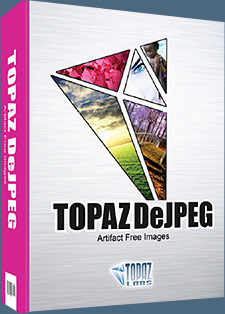 Topaz DeJPEG Photoshop Plugin - 15% Discount Code