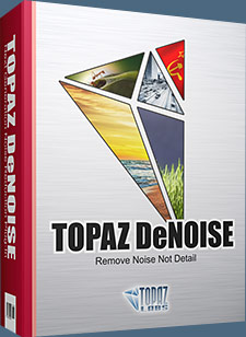 Topaz DeNoise Photoshop Plugin - 15% Discount Code