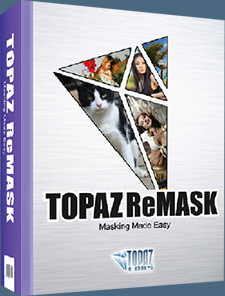 Topaz ReMask Photoshop Plugin - 15% Discount Code