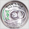 CD & DVD Labels - Photoshop CD Label Templates & Label Printing Tips