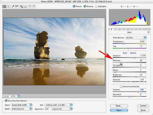 Photoshop CS3 Review - A Photographer's Perspective - Mark