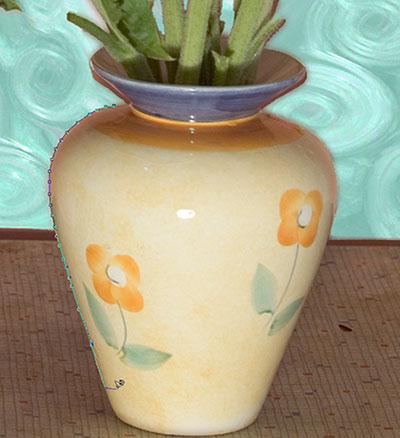 flowers in vase van gogh. Van Gogh Effect - Van Gogh#39;s